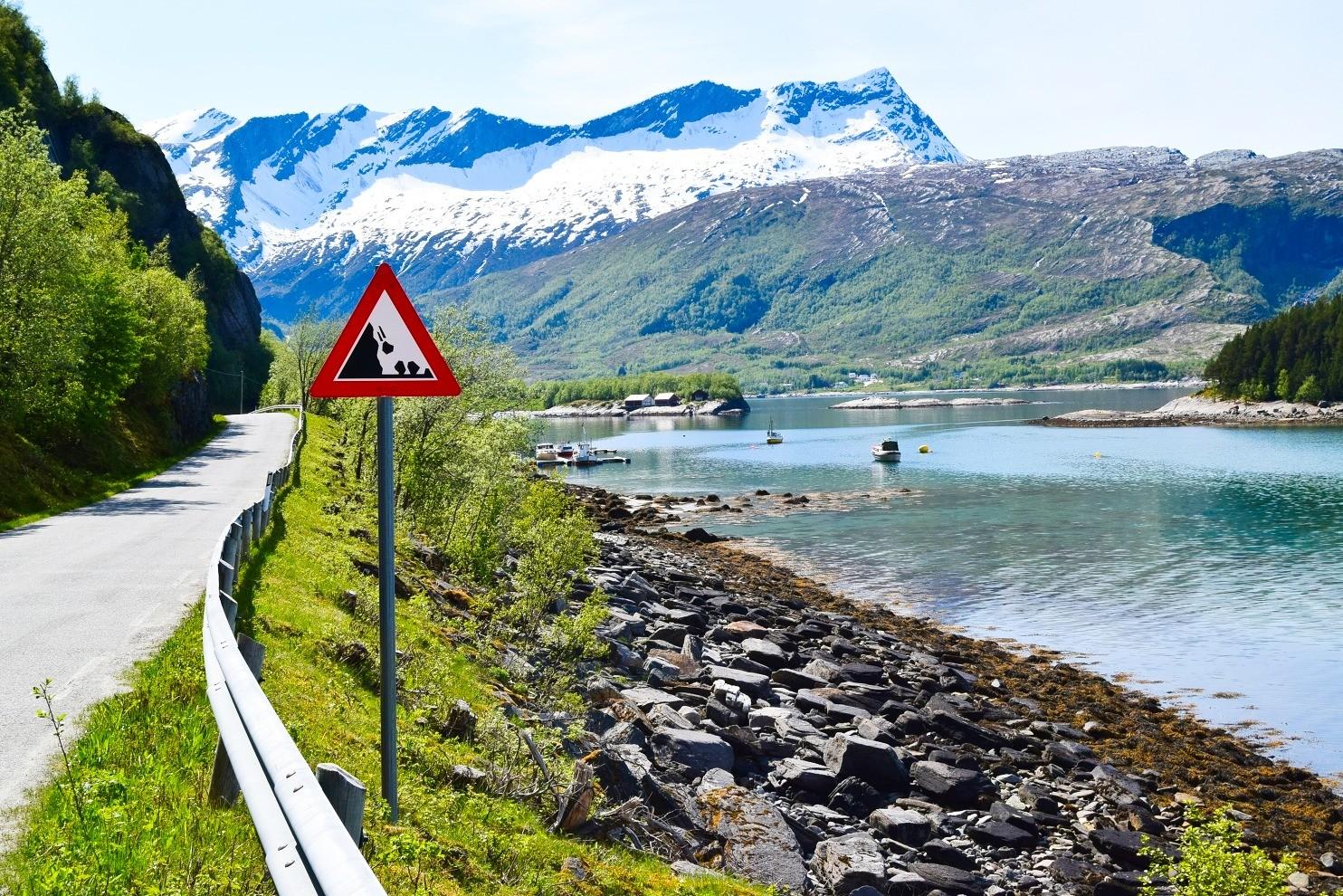 Sandhornøya Gildeskål