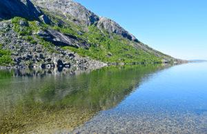 Øvre Åselivatnet i Bodø
