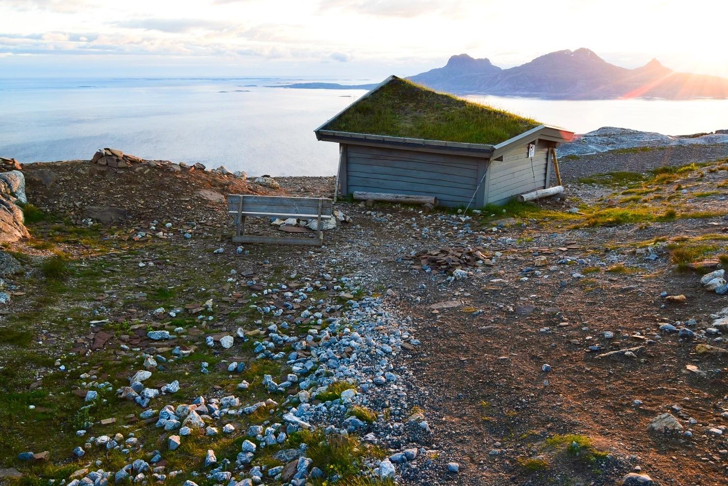 Keiservarden i Bodø