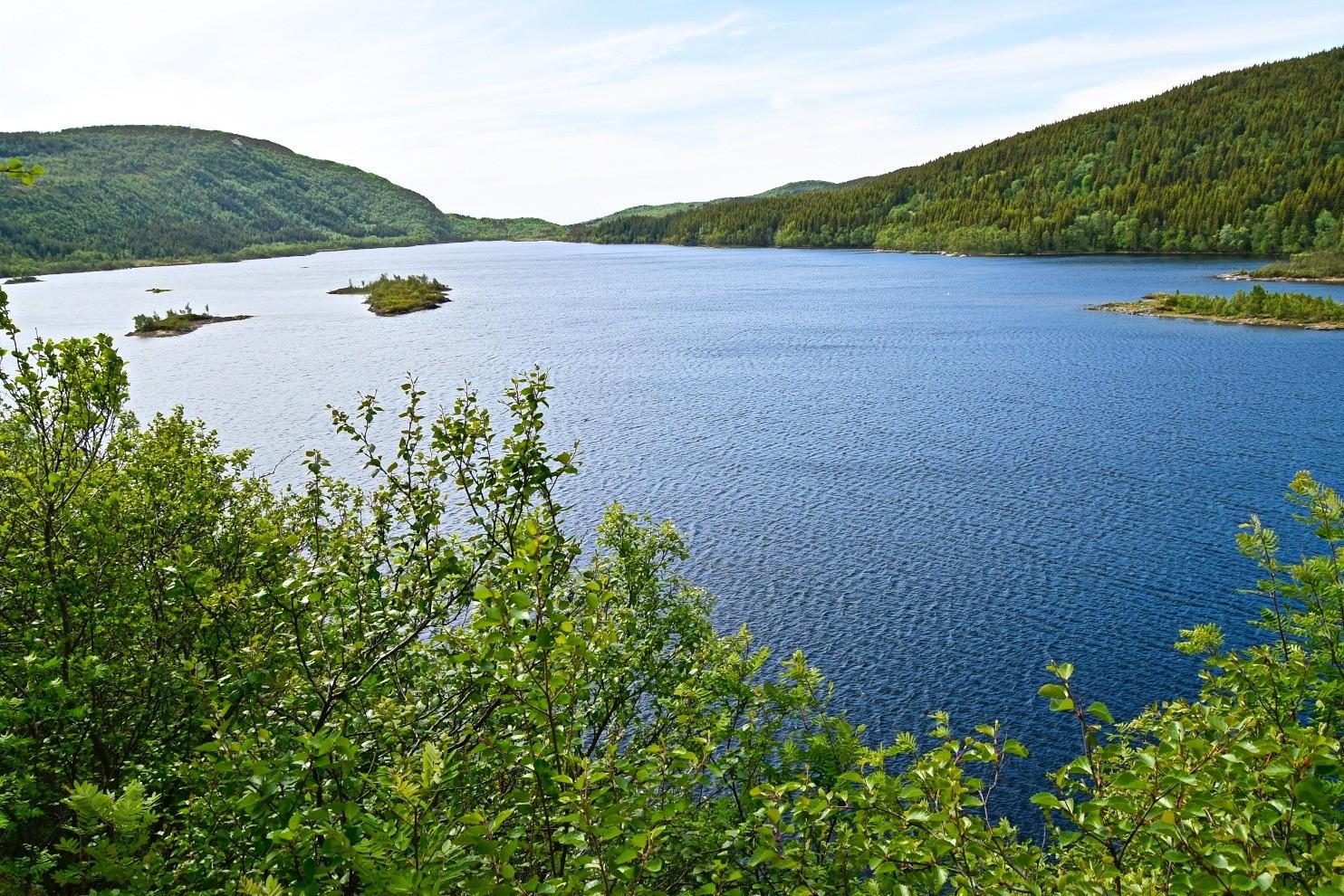 Vågøyvannet Bodø