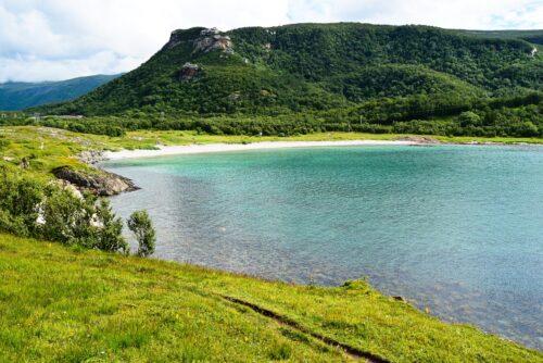 Strandtur til Ausvika