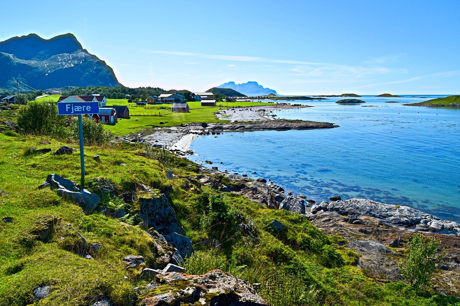 En plass på Kjerringøy kalt Fjære