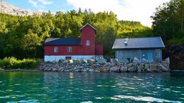 Straumvatnet i Sørfold