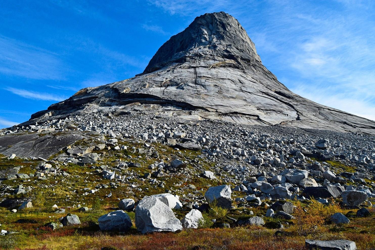 Ved veis ende i Gjerdalen