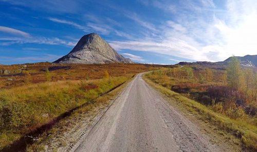 Gjerdalsveien i Sørfold kommune