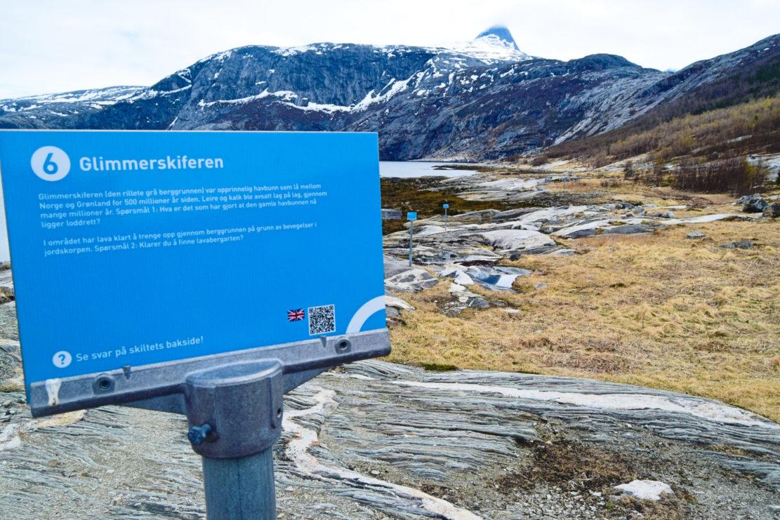Geologstien Åseli Bodø