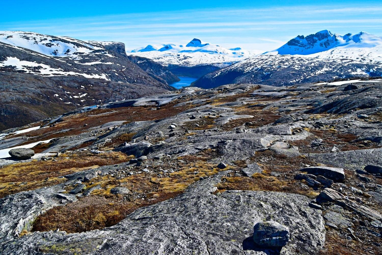 Blåfjell i Bodø