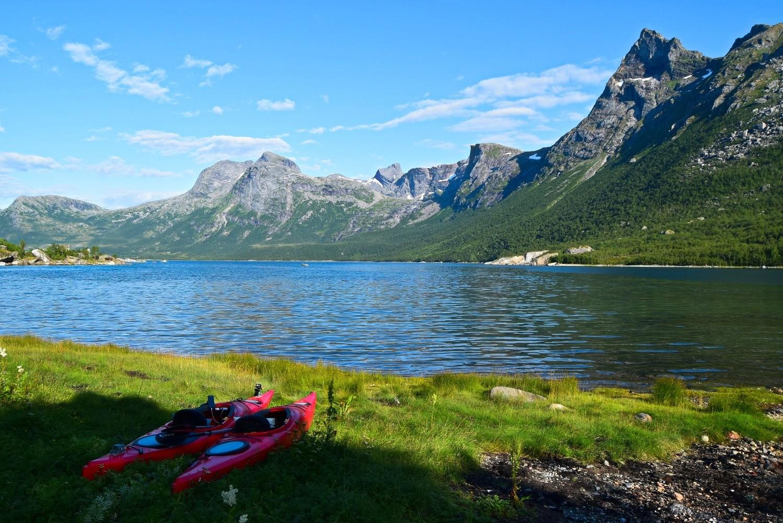 Nevelsfjorden på Kjerringøy