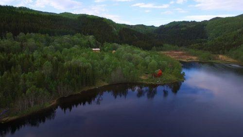 Tussvatnet i Bodø