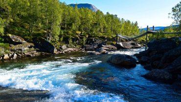 Gjerdalen i Sørfold