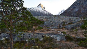 Børtind i Bodø en høstdag