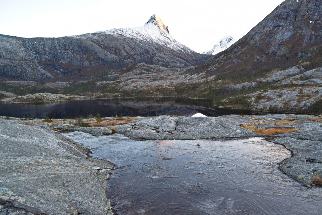 Nedre Åselivatnet Bodø
