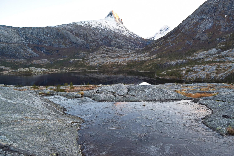 Nedre Åselivatnet i Bodø