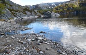 Øvre Vatnvatnet Bodø