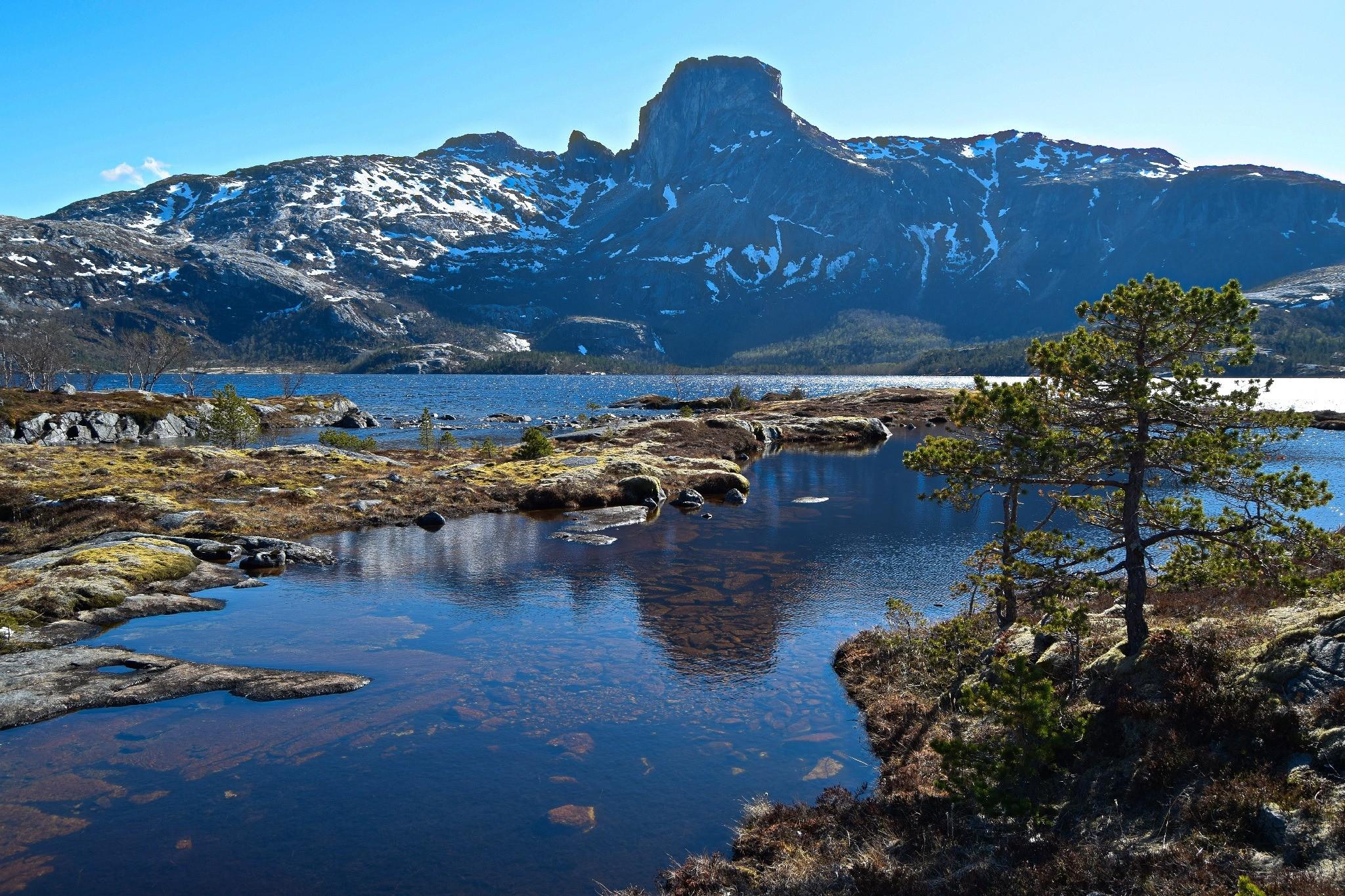 Steigtindvatnet Bodø