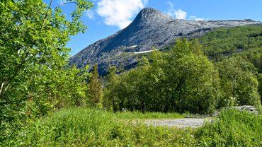 Durmålstinden i Sørfold kommune