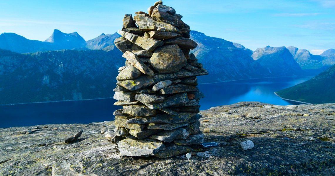 Blombakkfjellet i Bodø