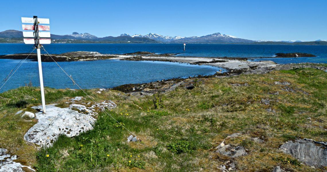 Skagodden på Straumøya i Bodø