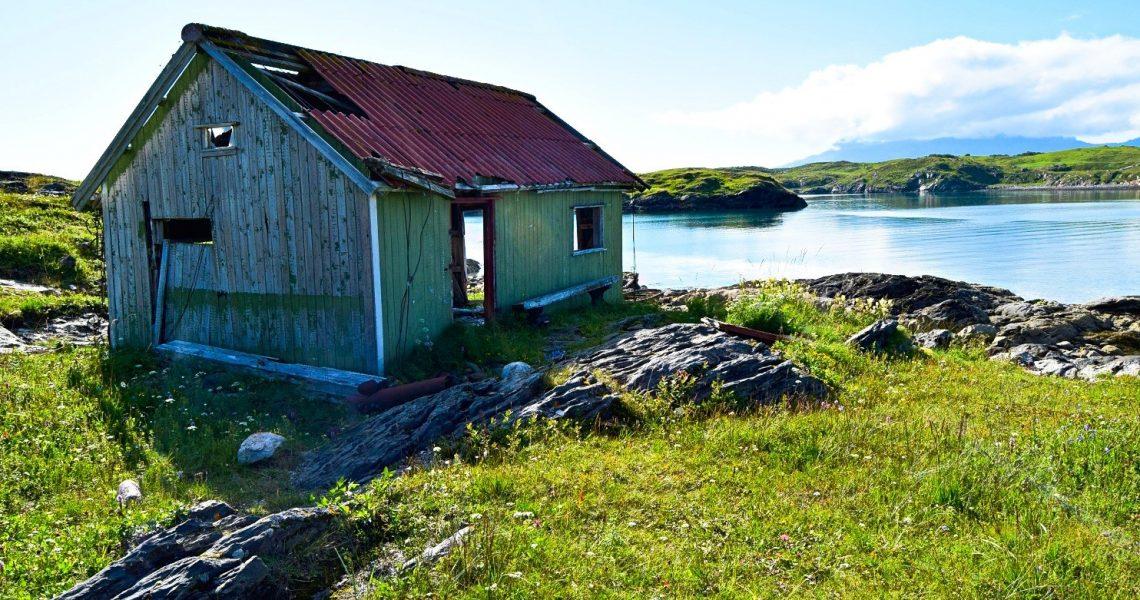 Skjelstad naturreservat i Bodø