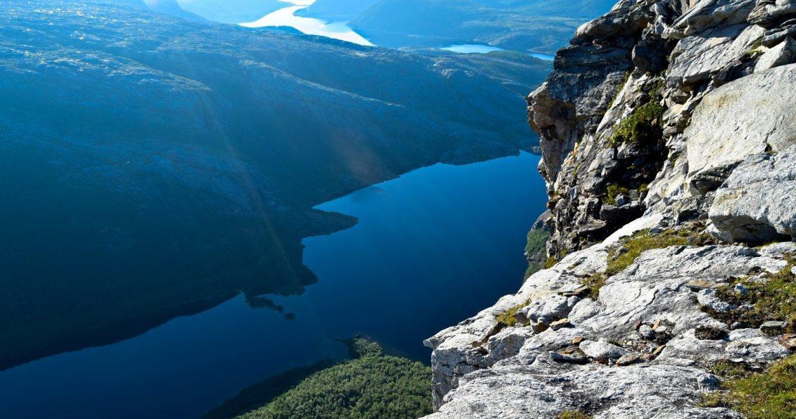 Fjelltur til Børnupen i Bodø
