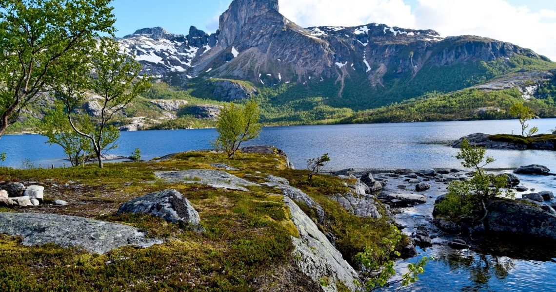 Steigtindvatnet i Bodø