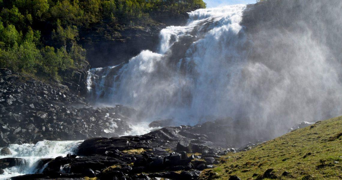 Valnesfossen i Bodø