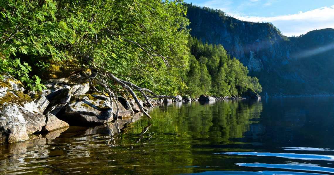Valnesvatnet i Bodø