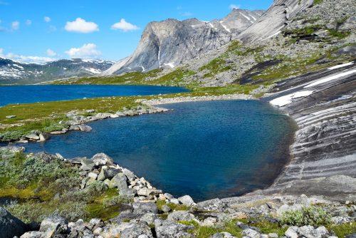 Fjelltur i Gjerdalen i Sørfold
