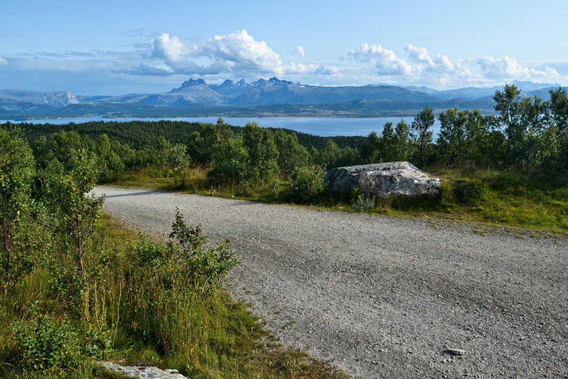 Junkerfjellet i Bodø