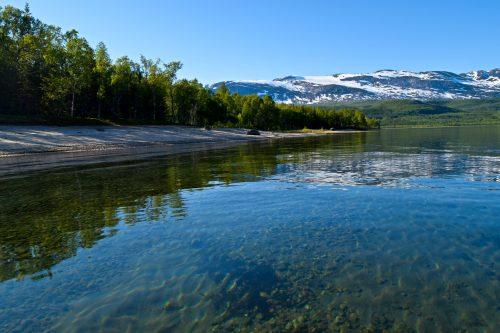 Kobbvatnet i Sørfold