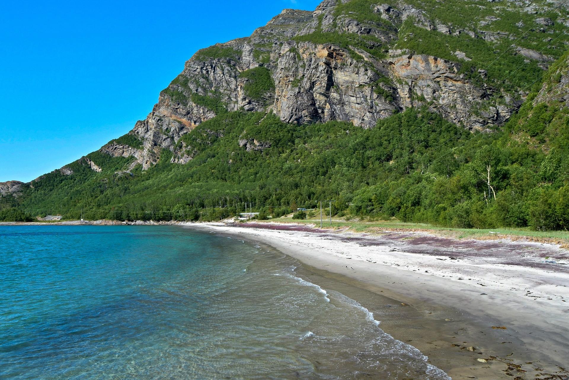 Korsviksanden på Kjerringøy