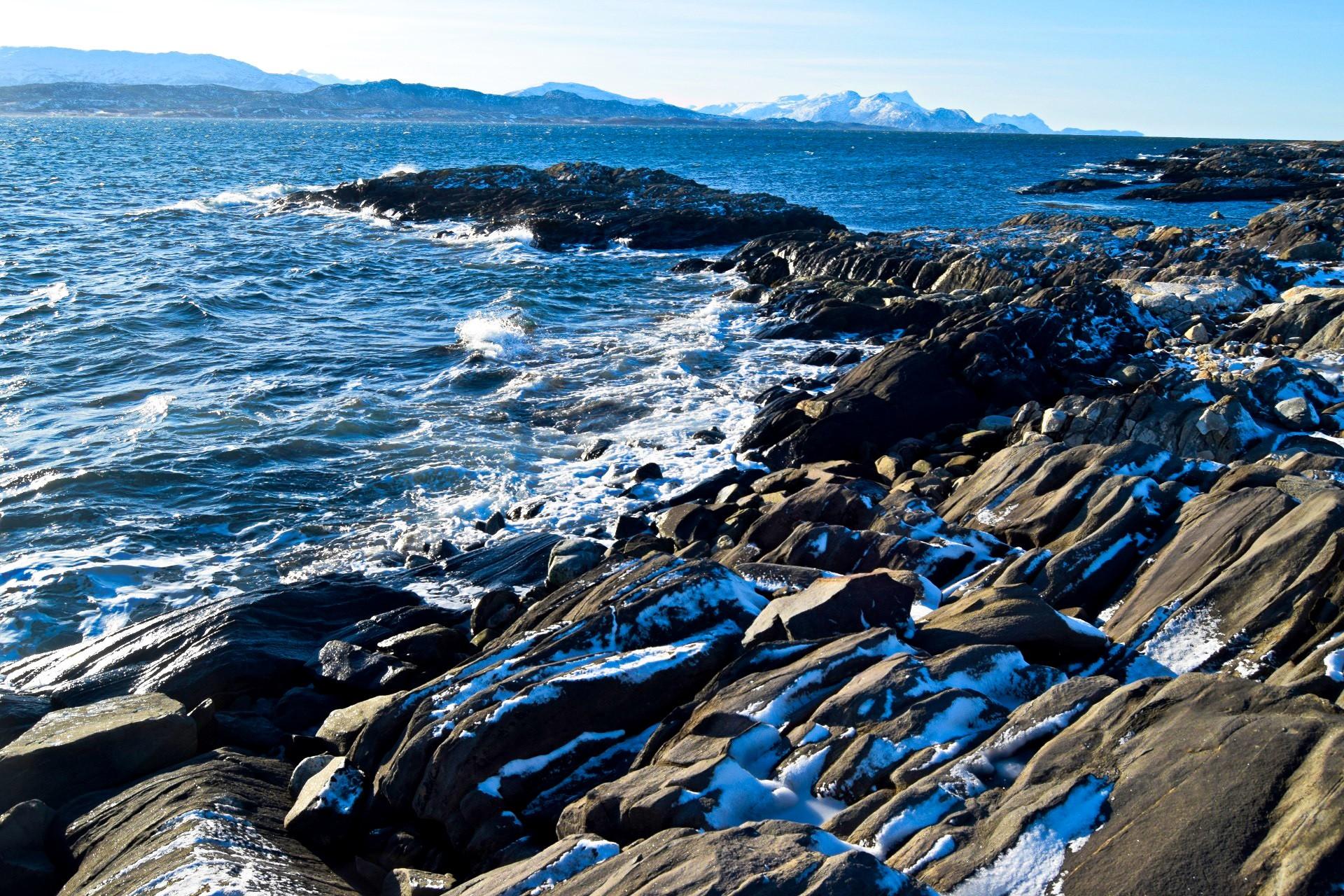 Mørkvedbukta i Bodø