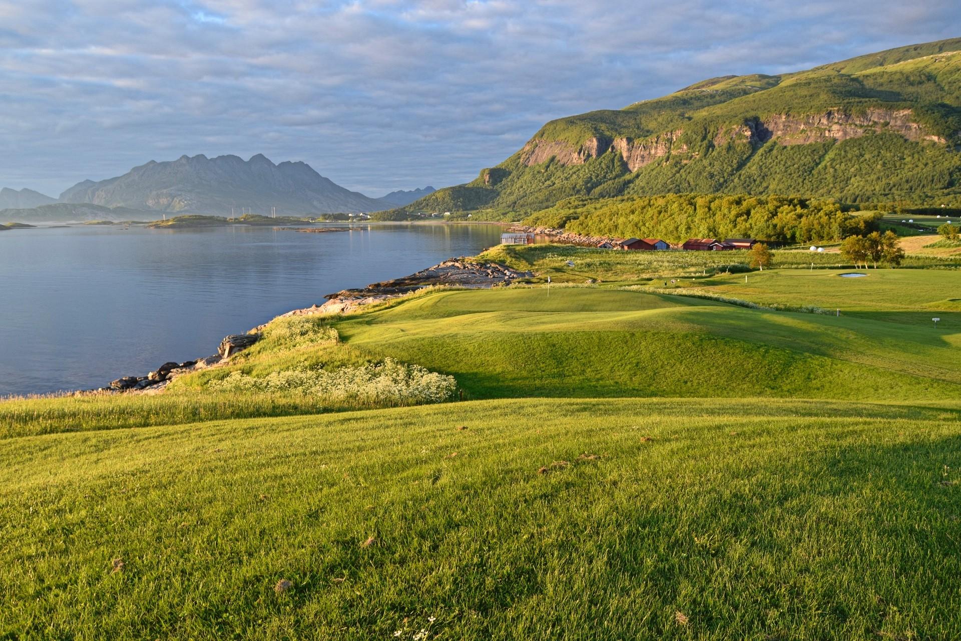 Midnattsol Golf Bodø