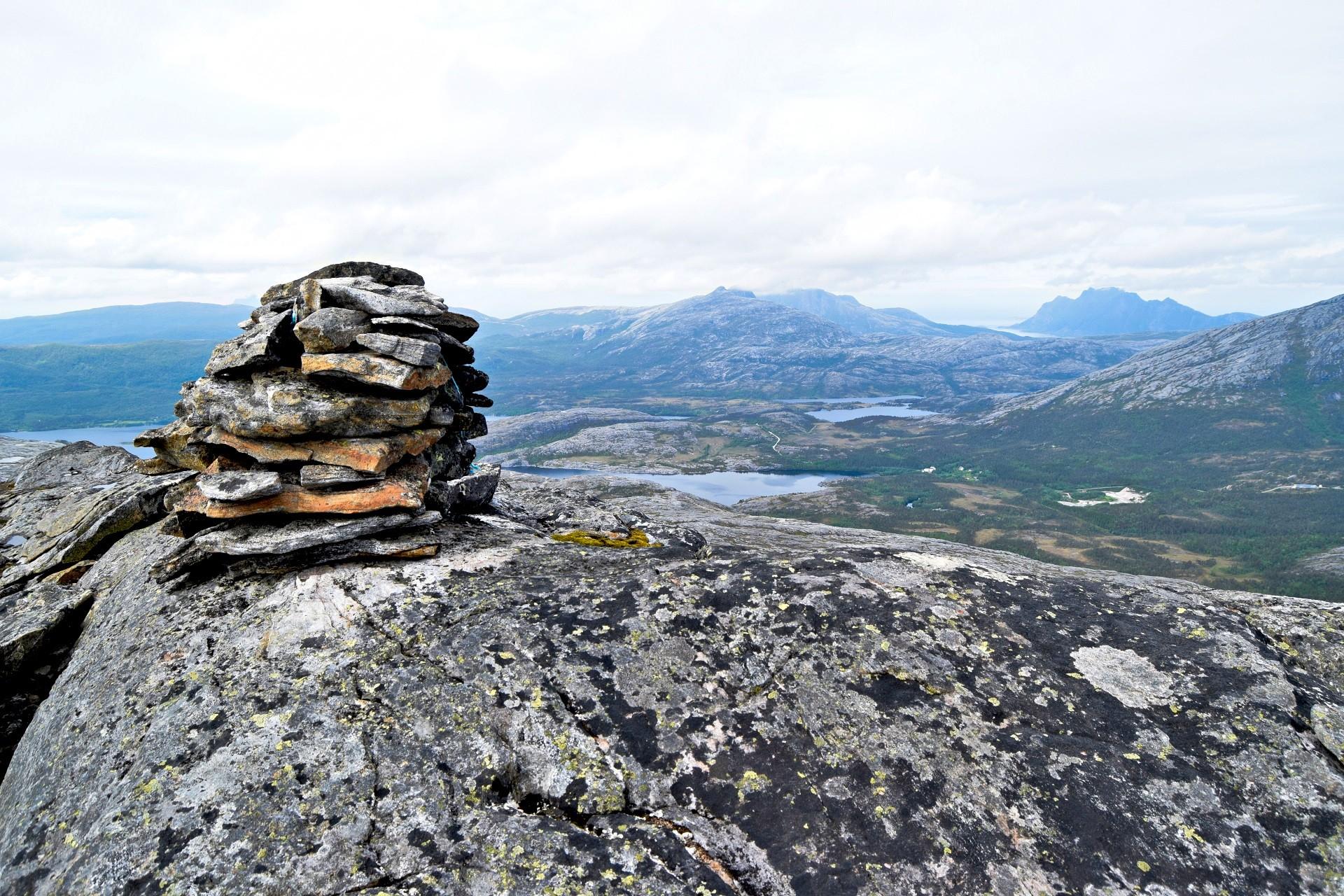 Mjønesfjellet i Bodø
