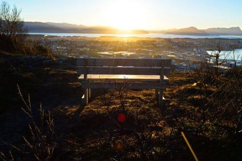 Rønvikfjellet i Bodø
