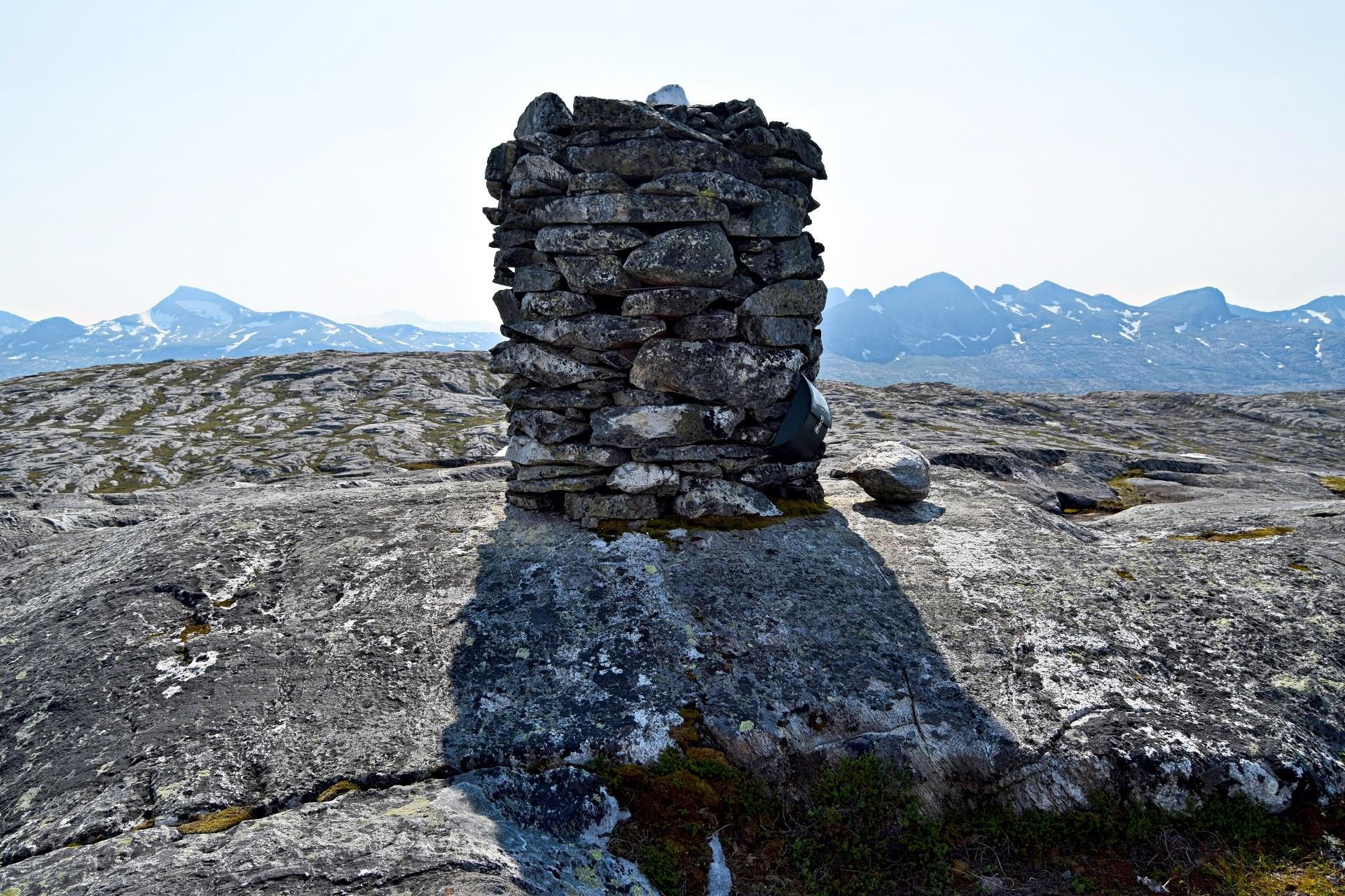 Storvarden på Sandfjellet