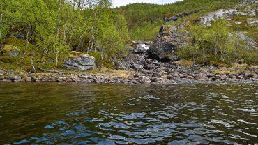 Valnesvatnet og Falkflogvika
